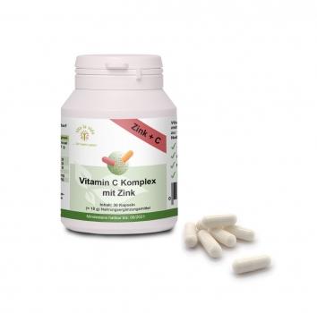 Vitamin C + Zink